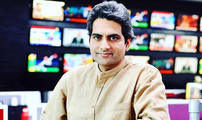 What is the salary of Zee News editor Sudhir Chaudhary?