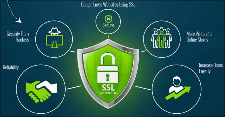 What is SSL ? And What is the role of this for a website?