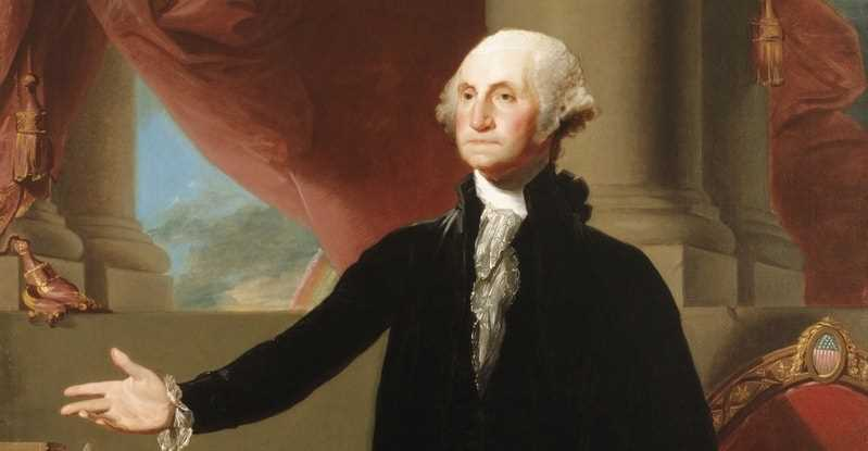 Why was George Washington considered a great military leader?