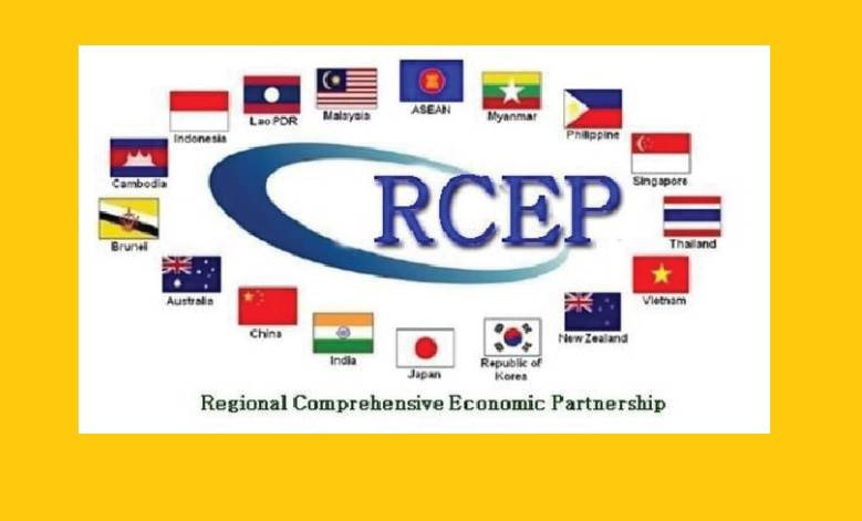 Why did India decide against signing the RCEP trade deal?