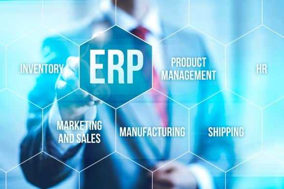What does ERP mean?