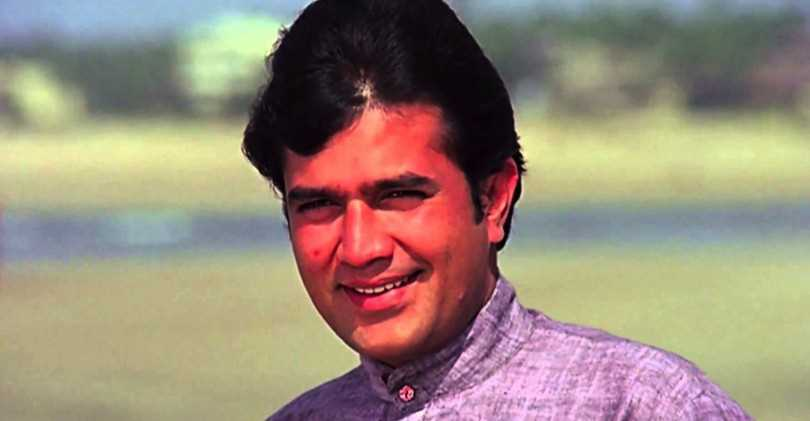 What is the actual height of Rajesh Khanna?