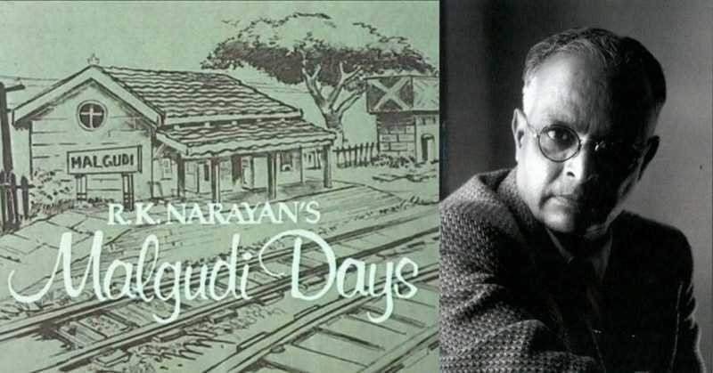 Who has written Malgudi Days?
