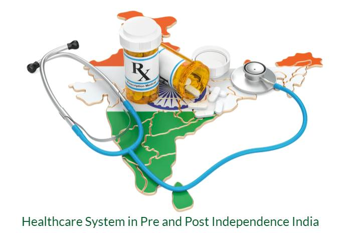 why medical infrastructure is very poor in india