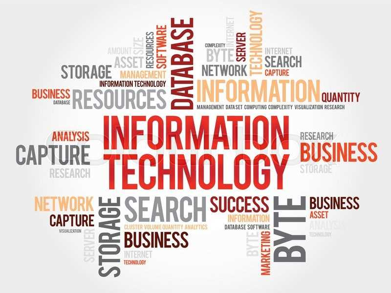 what is information technology means?