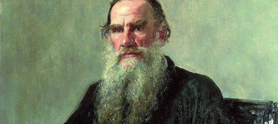 How did Leo Tolstoy died?
