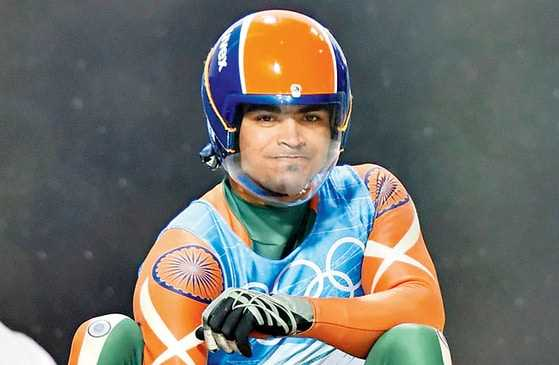 Shiva Keshavan is related to which sports?
