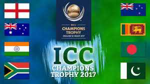 Who won the 2017 ICC Champions Trophy?