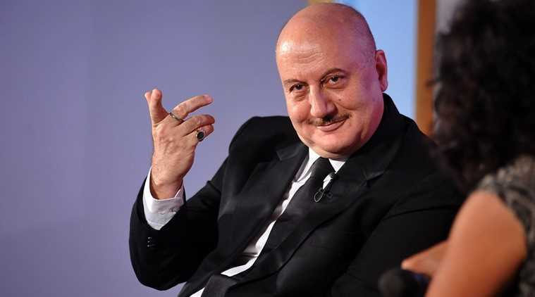 Which is the best film of Anupam Kher?