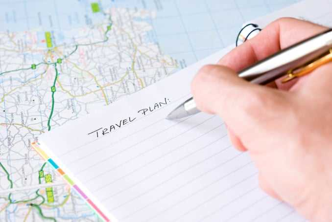 Is planning a trip more enjoyable than the trip itself?