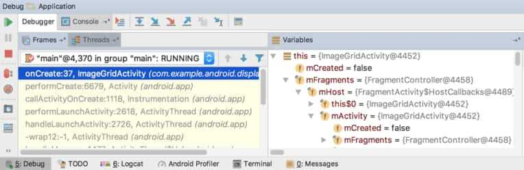 How to debug an application in Android Studio?