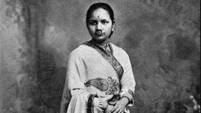 Who was the first woman doctor of India?