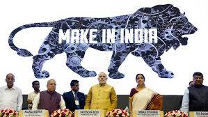 What is the aim of Digital India and Make in India?