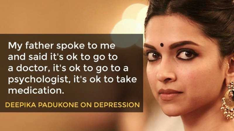 Why Deepika Padukone is suffering from depression and taking medication