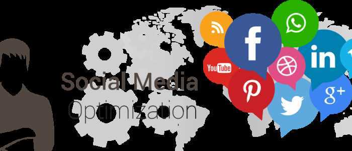 How can social media optimization help to increase online business?