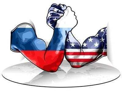 What was the Reason of cold war between USA and Russia after second world war?