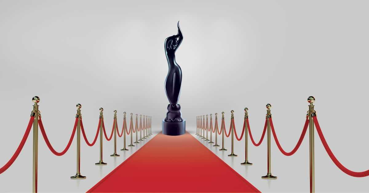 In which year Filmfare awards started?