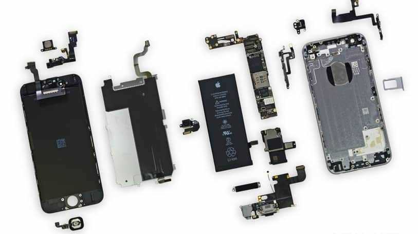 Why apple phone are design in California and assembled in china?