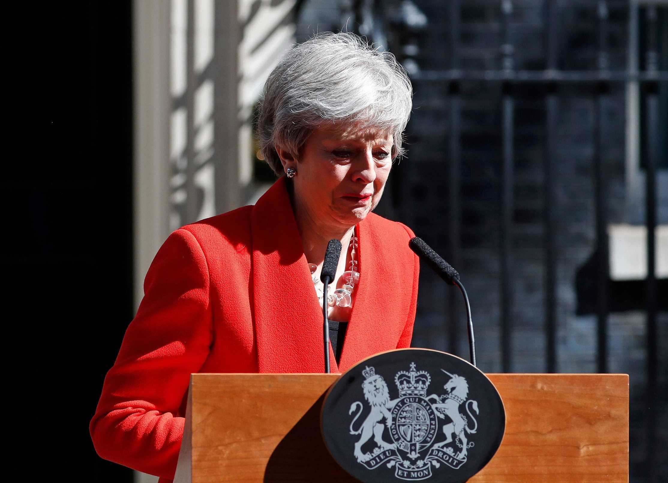 Theresa May announced resignation from her post recently. She was the Prime Minister of which country?
