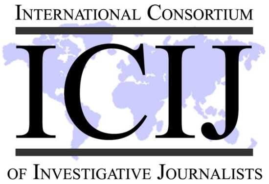 Where is the headquarters of the International Consortium of Investigative Journalists (ICIJ)?