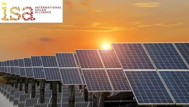 India will co-host the first International Solar Alliance (ISA) summit with which country?