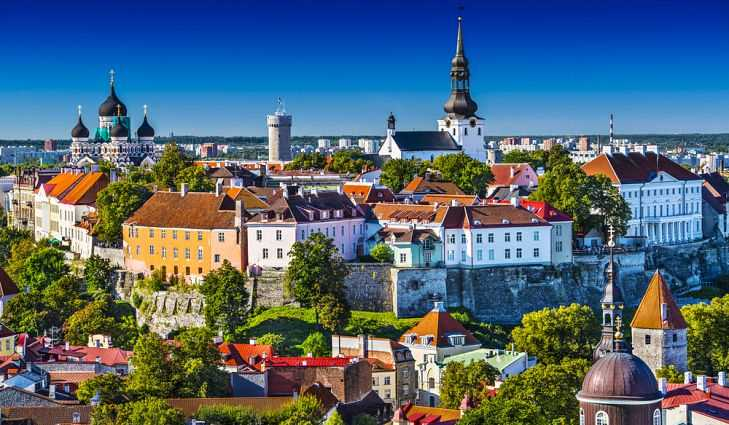 Tallin is the capital city of which Eastern European country?