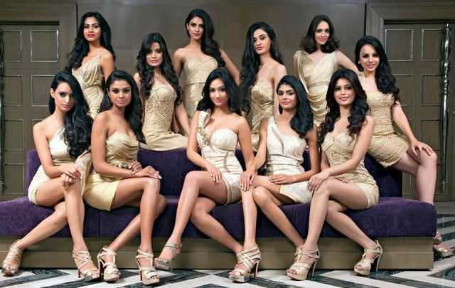 What is the height criteria for Miss India?