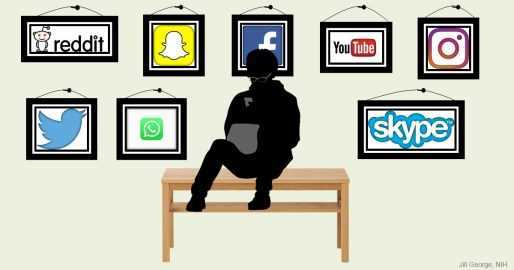 Is isolating yourself from social networking helps?