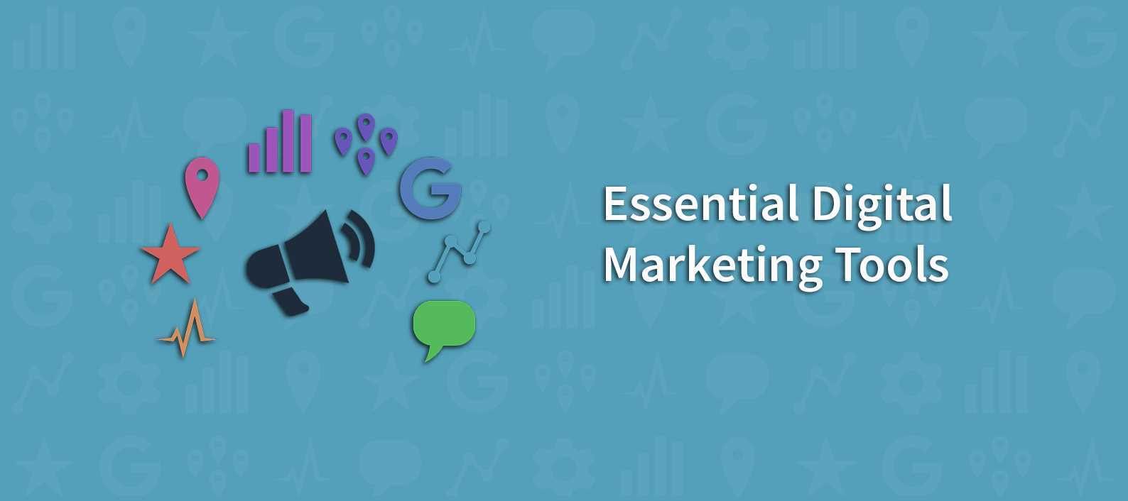 Do you know some working tools in digital marketing?