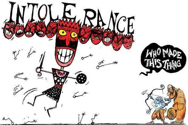 What is tolerance and intolerance ?