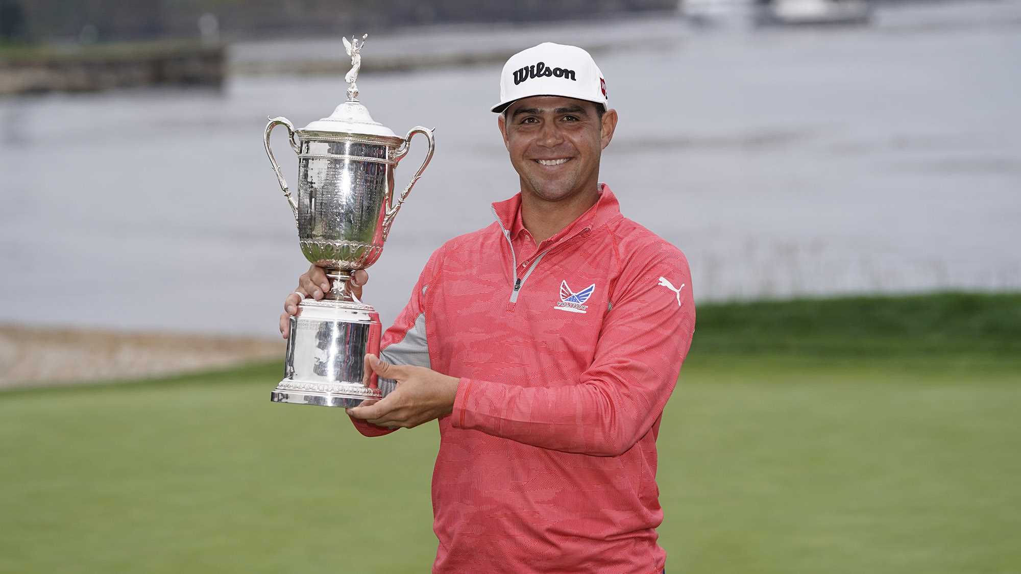 Who won the 119th US Open title recently?