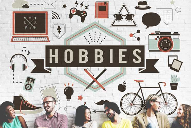 Why are most people not bothered with their hobbies anymore?
