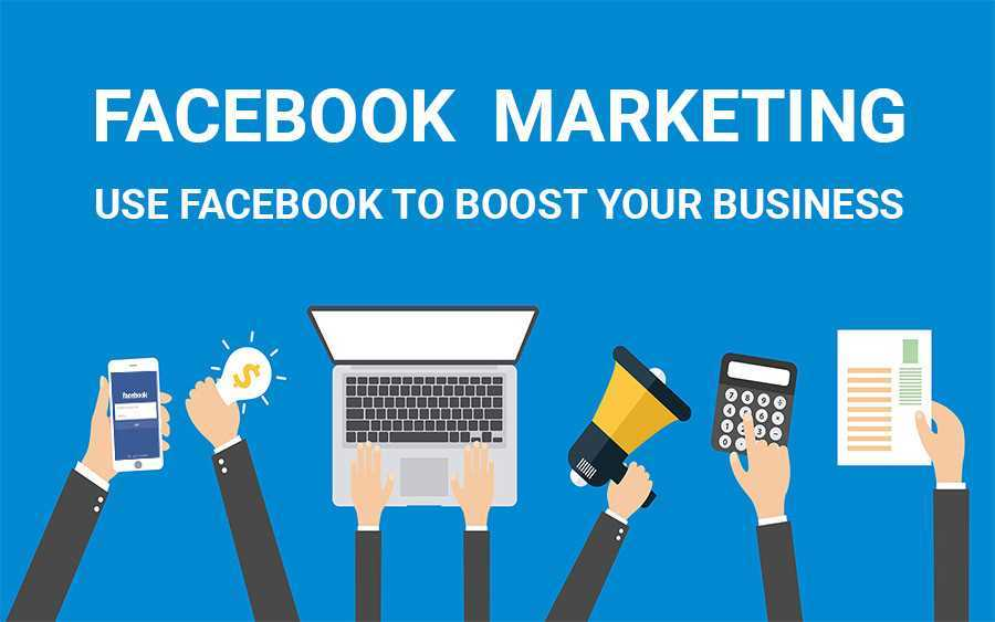 How can I use Facebook for social media marketing?