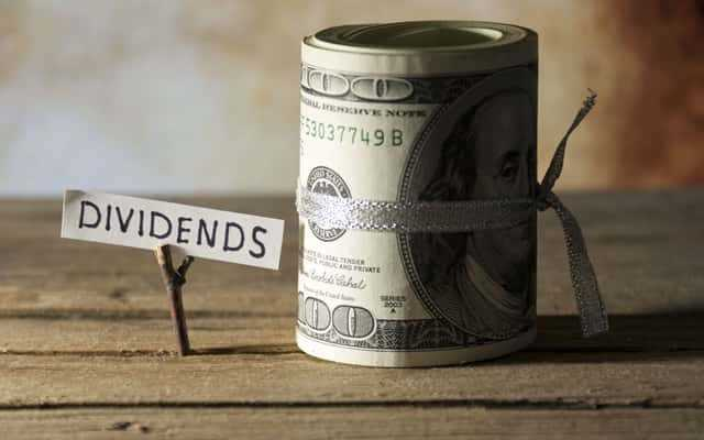 What is a dividend?