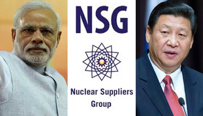 What is NSG Membership for a country ?