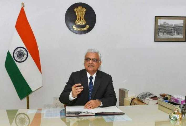 Name the new Chief Election Commissioner of India who will replace Shri Achal Kumar Joti?