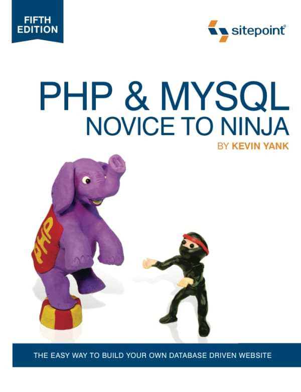 Which is the best book for learning PHP for beginners?