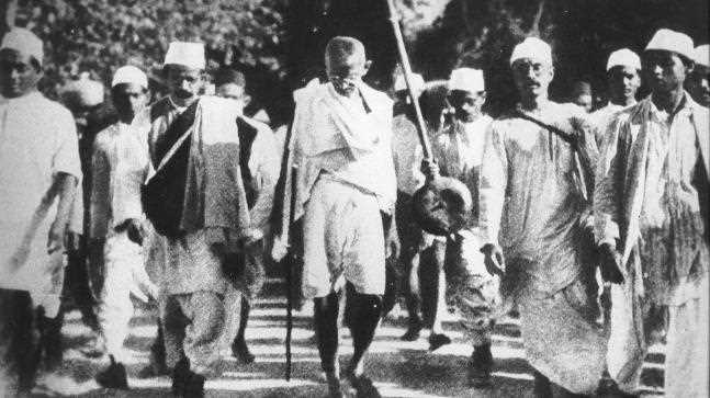 When was the Champaran Satyagraha held?