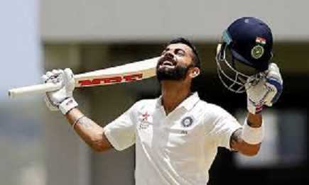 Name the Indian test team captain who on 22 July 2016 became the first Indian captain to score a double century outside India?