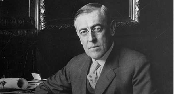 What was the connection between President Wilson