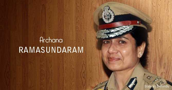 Who was appointed as the new Director General of Sashastra Seema Bal (SSB) succeeding Archana Ramasundaram?