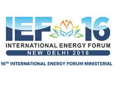 Which country will host the ministerial meeting of International Energy Forum 2018 from 10th to 12th April 2018?