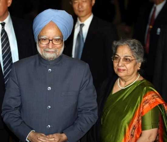 who wrote the Strictly Personal, Manmohan and Gursharan and When?