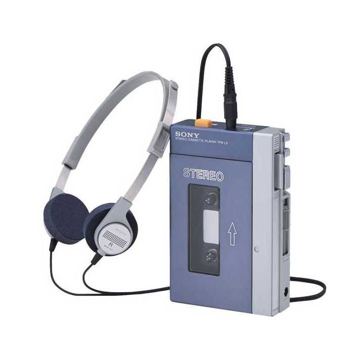 Who discovered Walkman?
