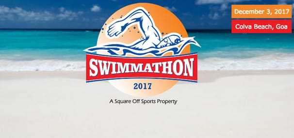 "Which state to host the 6th edition of India's premier open water swimming competition ""Swimmathon""?"