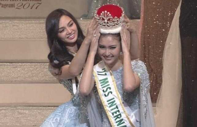 Who won Miss International 2017?
