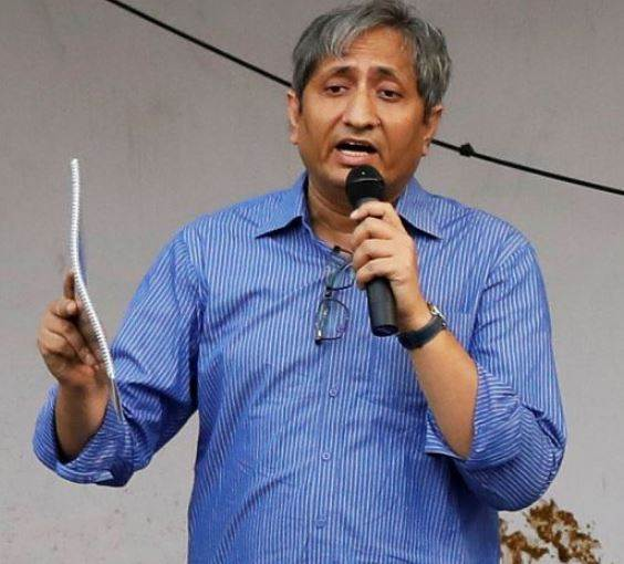why ravish kumar is famous