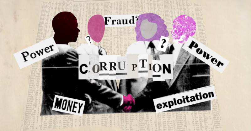 How can we fight corruption?