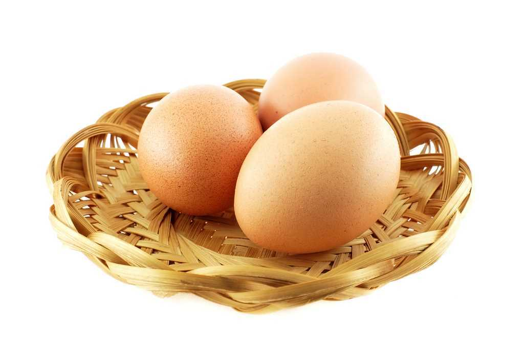 How many can whole eggs be taken per day for bodybuilding/muscle gaining?