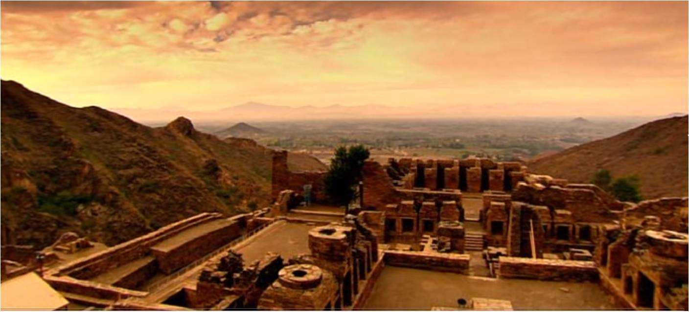 Where is Mohenjodaro and Harappa ?